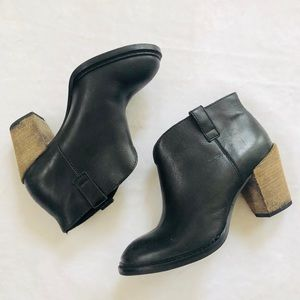 [EUC] Steven by Steve Madden ankle booties
